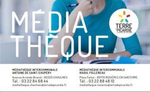 Médiathèque Terre de Picardie